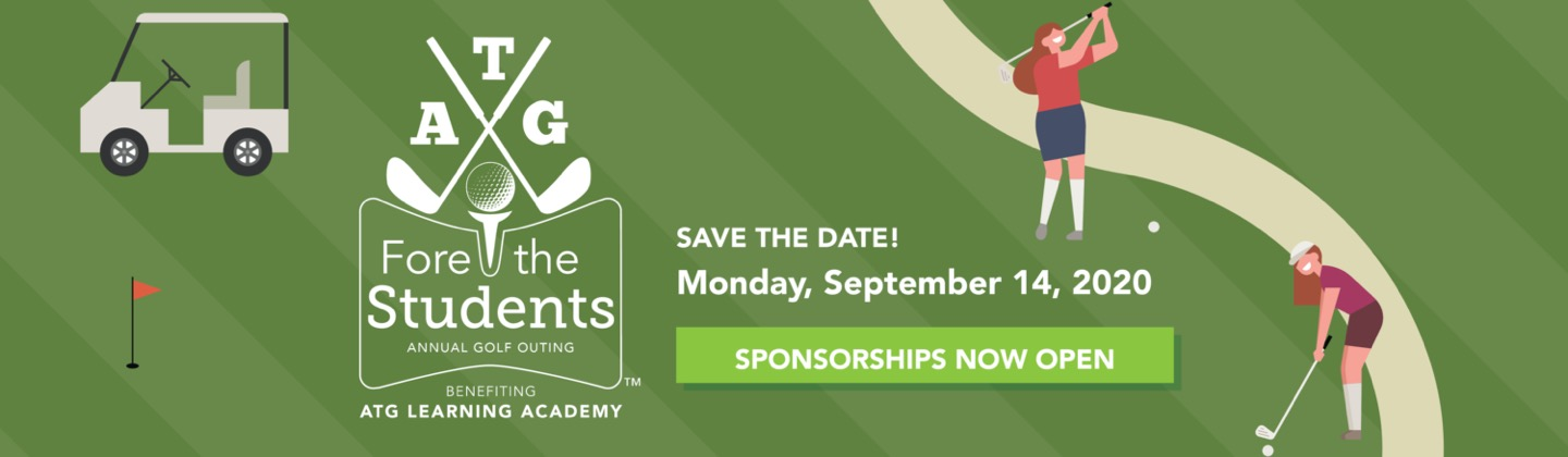 Fore the Students Golf Outing Benefiting Students with Learning Differences September 2020